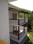 Bedroom number 4, balcony